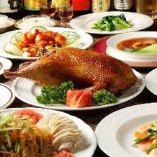 大満足の食べ飲み放題コース3500円