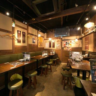 釜焼鳥本舗 おやひなや 渋谷店 店内の画像