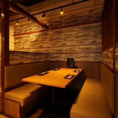 時間無制限 食べ飲み放題 全120種 居酒屋 囲 京橋店 店内の画像