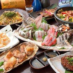 時間無制限 食べ飲み放題 全120種 居酒屋 囲 京橋店
