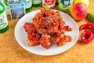 中華料理 ジョンーキッチン 韓国チキン専門店 メニューの画像