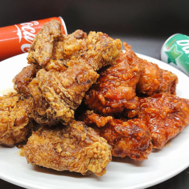 中華料理 ジョンーキッチン 韓国チキン専門店 こだわりの画像