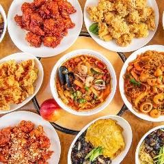 中華料理 ジョンーキッチン 韓国チキン専門店