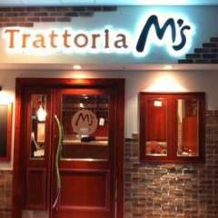 お鱼イタリアン Trattoria M's