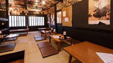 せせり焼鳥 喰う道 京橋店 店内の画像