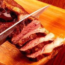 手作り肉料理が安心のオーダーバイキング!