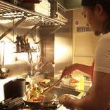 本場の味を守りながら、日本人の舌に合うよう調理されたスペイン料理