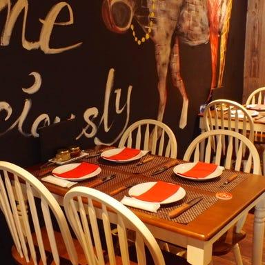 シュラスコ&ビアレストラン ALEGRIA gotanda アレグリア五反田 店内の画像