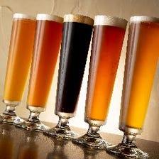 こだわりのクラフトビール