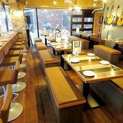 海鮮酒場UROKO3階建て!各階にお席のご用意がございます!