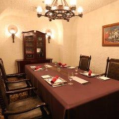 レストランザ・カステリアンルーム