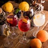"""イタリアンバルならではの食前酒!オレンジリキュールの""""スプリッツ""""や""""ベリーニ"""""""