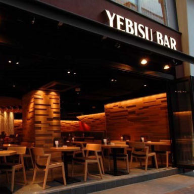 YEBISU BAR 銀座コリドー街店 こだわりの画像