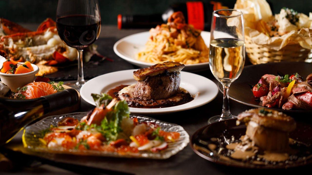 優雅な個室とお食事をお楽しみ下さい