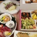 【テイクアウト】こうしゅう庵のお味をご自宅で 特別コースオードブルセット