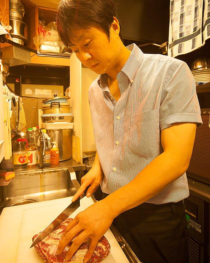 タレは肉に合わせて全て手作り!