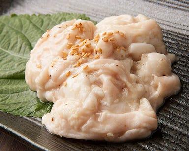 韓国料理 炭火焼肉 龍ちゃん  メニューの画像