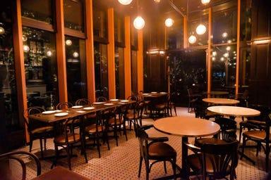 bondolfi boncaffe 赤坂  店内の画像