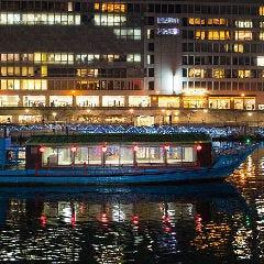 大阪クルージング・貸切屋形船 三上遊船