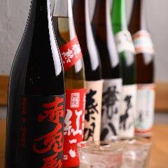 【焼酎多数!】九州料理には地元の銘酒が良く合う!