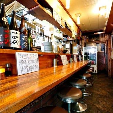 本格地酒と旬の逸品 十七番地 中野レンガ坂 店内の画像