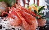 使用する魚介はほとんどが天然、国産のもの!