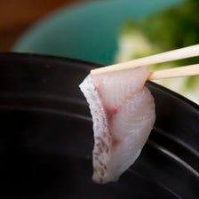 【2時間飲み放題付】高級食材を贅沢に使用!全7品『10,000円コース』 接待・お祝い事・宴会