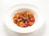 <イタリア産セミドライトマト・サンマルツァーノ・有機トマト> 贅沢トマトのアラビアータソース