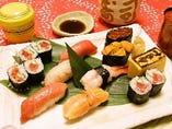 握り寿司 卯月うづき