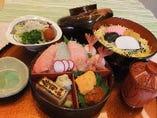 海鮮丼 卯月うづき