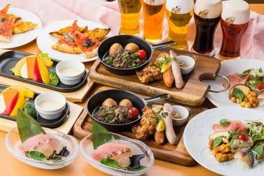 YEBISU BAR エキシティ広島店 コースの画像