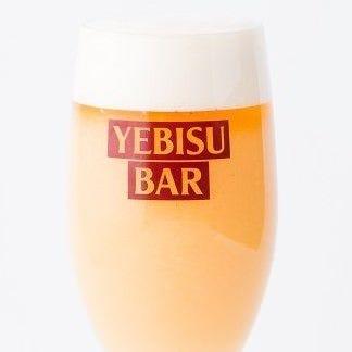ヱビスビールを使ったビヤカクテル