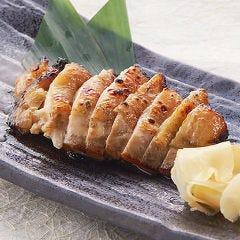 鶏もも肉白味噌西京漬け焼き