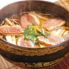 鴨南蛮蕎麦(温/つけ)