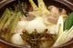 商標登録・製法特許取得、秋田の創作郷土料理、塩だまっこ鍋