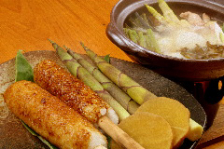 秋田の郷土・家庭料理を食べられる店