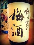梅乃宿の梅酒
