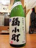 福小町 特別純米 原酒 K1801酵母仕込