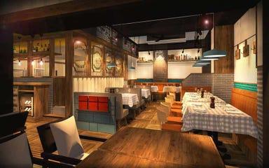 炭焼ハンバーグ&ステーキ なかのグリル中野富士見町店  店内の画像