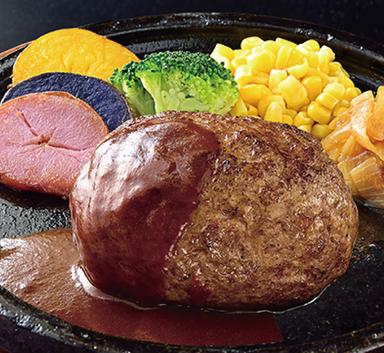 炭焼ハンバーグ&ステーキ なかのグリル中野富士見町店  メニューの画像