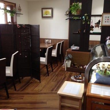 Cafe Lotus  店内の画像