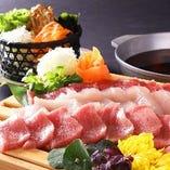 【宴会コース】2名~OK!彩豊かな旬の食材をご堪能ください。
