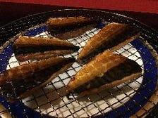 千葉県産サバの燻製