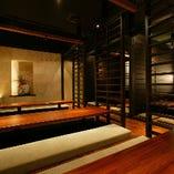 ◆お座敷個室◆ 最大45名様。