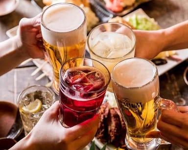 酒と肴〆はうどん ながやま亭。 浦安店  コースの画像