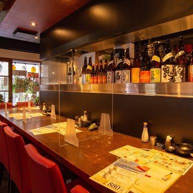 酒と肴〆はうどん ながやま亭。 浦安店  店内の画像