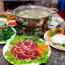 味わい深いベトナム料理