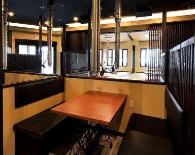 米沢牛・個室で愉しむ炭火焼肉 虎屋 豊橋本店 店内の画像