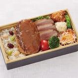 豆腐ハンバーグ弁当