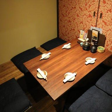 個室 藁焼き小屋 た藁や~たわらや~ 伏見桃山店 店内の画像